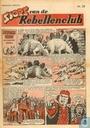 Bandes dessinées - Sjors van de Rebellenclub (tijdschrift) - 1956 nummer  30