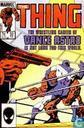 Bandes dessinées - Quatre Fantastiques, Les - The Wresting Career of Vance Astro is Not Long for This World