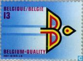 Postage Stamps - Belgium [BEL] - Year of Trading