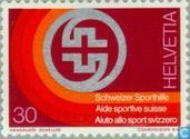 Postage Stamps - Switzerland [CHE] - Swiss Sports Aid Foundation
