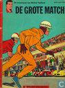 Bandes dessinées - Michel Vaillant - De grote match