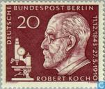 Postage Stamps - Berlin - Koch, Robert