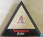 Board games - Triominos - Triominos De Luxe