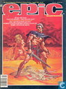 Comics - Epic Illustrated (Illustrierte) (Engels) - Nummer 19