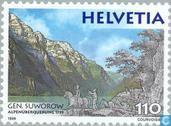 Postage Stamps - Switzerland [CHE] - Russian troops