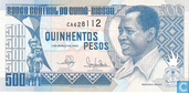 Guinee-Bissau 500 Pesos 1990