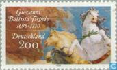 Postage Stamps - Germany, Federal Republic [DEU] - Giovanni Battista Tiepolo 300 years