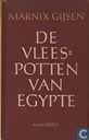 Bucher - Goris, Jan-Albert - De vleespotten van Egypte