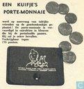Bandes dessinées - Kuifjesbon producten - Kuifjes portemonnaie