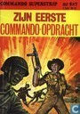 Comic Books - Commando Superstrip - Zijn eerste commando-opdracht