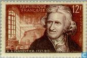 Postage Stamps - France [FRA] - Parmentier, Antoine Eugustin