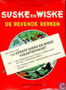 Comic Books - Willy and Wanda - Suske en Wiske vakantieuitgave + De bevende berken