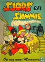Comics - Kalle und Jimmie - Op weg naar Minasoussa