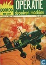 Bandes dessinées - Oorlog - Operatie Decodeer-machine