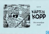 Comic Books - Kappie [Toonder] - Die versunkene Stadt
