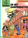 Bandes dessinées - 4As, Les - De 4 helden en het rampenkasteel