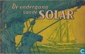 """Strips - Kapitein Rob - De ondergang van de """"Solar"""""""