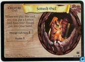 Cartes à collectionner - Harry Potter 3) Diagon Alley - Screech Owl