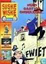 Strips - Suske en Wiske weekblad (tijdschrift) - 1998 nummer  12