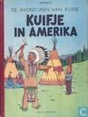 Strips - Kuifje - Kuifje in Amerika