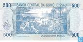 Banknoten  - Banco Nacional da Guiné-Bissau - Guinea-Bissau 500 Pesos
