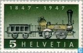 Spoorwegen 100 jaar
