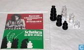 Jeux de société - Schaak - Schaakspel