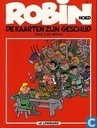 Bandes dessinées - Robin Dubois - De kaarten zijn geschud