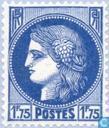 Postage Stamps - France [FRA] - Ceres