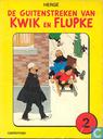 Strips - Quick en Flupke - De guitenstreken van Kwik en Flupke 2