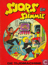 Comic Books - Perry Winkle - De tijdmachine