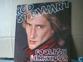 Disques vinyl et CD - Stewart, Rod - Foolish behavior