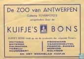 Bandes dessinées - Kuifjesbon producten - De Antwerpse Dierentuin