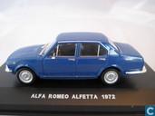Model cars - Edison Giocattoli (EG) - Alfa Romeo Alfetta Berlina