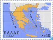 Postage Stamps - Greece - Greece