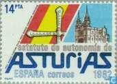 Autonomie des Asturies