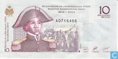 Haïti 10 Gourdes