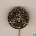 Superchocolat Jacques Superchocolade (messing)   ) [zwart]