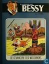 Bandes dessinées - Bessy - De gevangene der Witchinoks