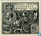 Timbres-poste - Grande-Bretagne [GBR] - Congrès de l'UPU