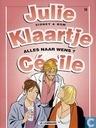 Comic Books - Julie, Klaartje, Cécile - Alles naar wens?