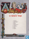 Bandes dessinées - Chevalier Rouge, Le [Vandersteen] - Vrykolakas