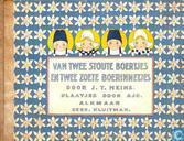 Books - Miscellaneous - Van twee stoute boertjes en twee zoete boerinnetjes