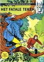 Comic Books - Witte Ruiter, De - Het fatale teken