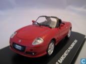 Model cars - Edison Giocattoli (EG) - Fiat Barchetta Spider Palinuro