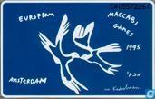 European Maccabi Games, A'dam 1995