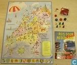 Jeux de société - Reis Door Nederland - Een reis door Nederland