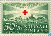 Postage Stamps - Finland - 50 05 green