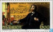Postage Stamps - Sweden [SWE] - Alfred Nobel