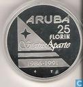 Aruba 25 florin 1991